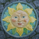 "Relief ""Sonne"""